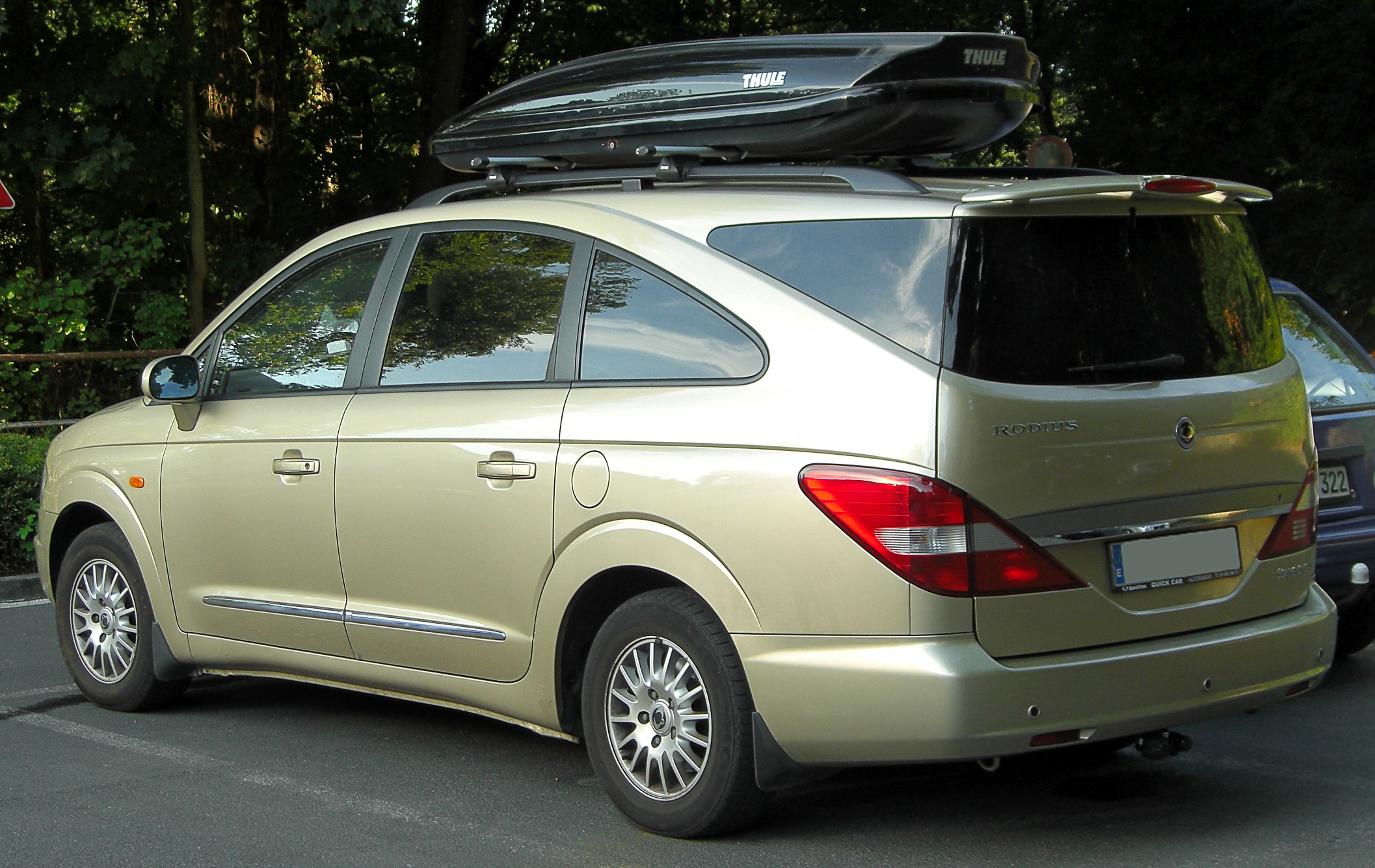 Ssangyong 270 photo - 2