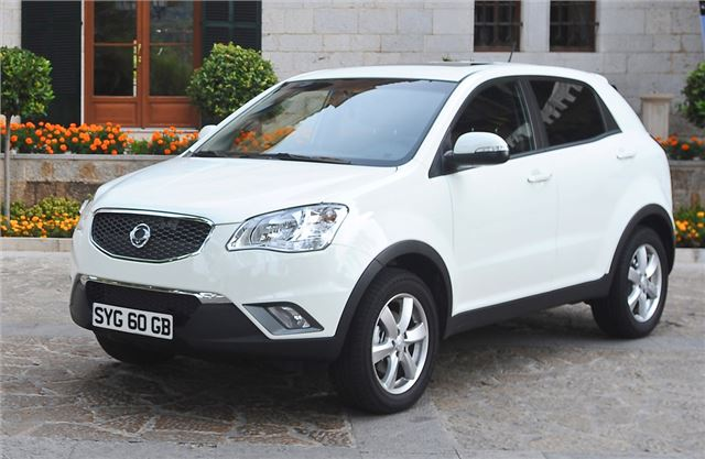 Ssangyong family photo - 4