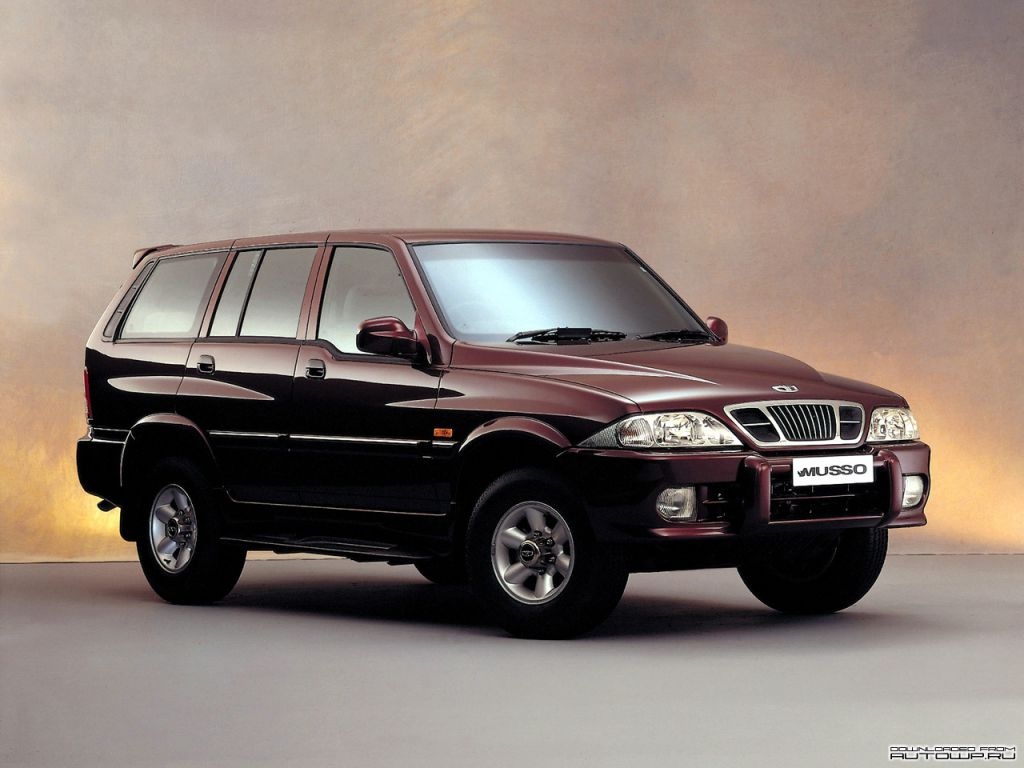 Ssangyong musso photo - 3