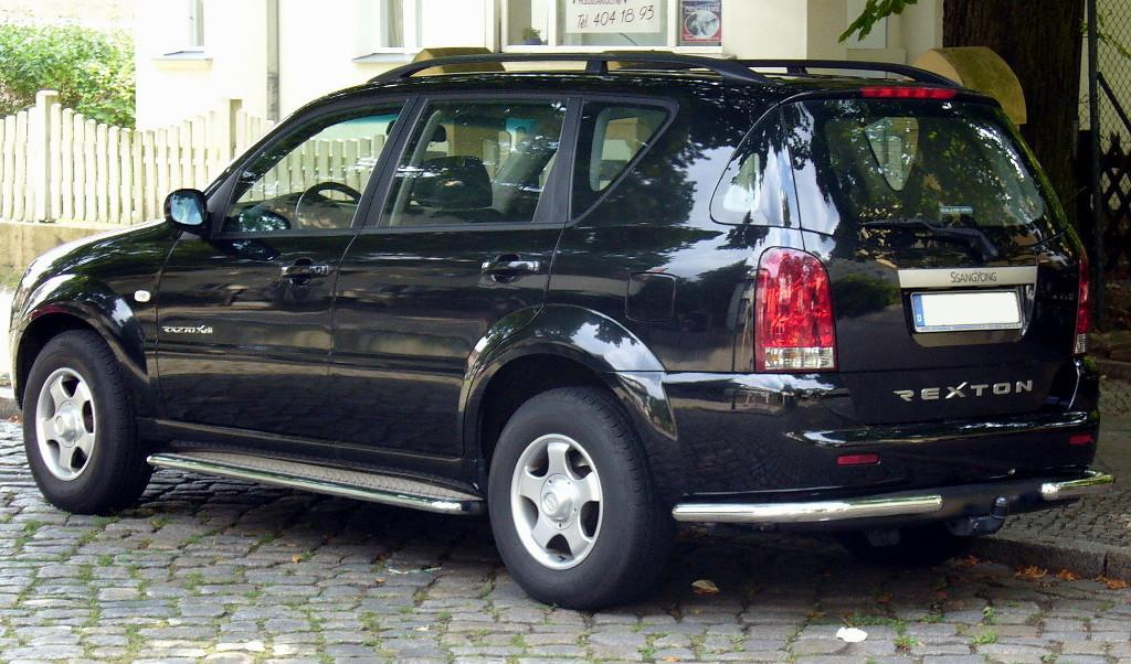 Ssangyong rexton photo - 1