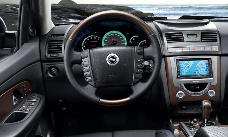 Ssangyong rexton photo - 3
