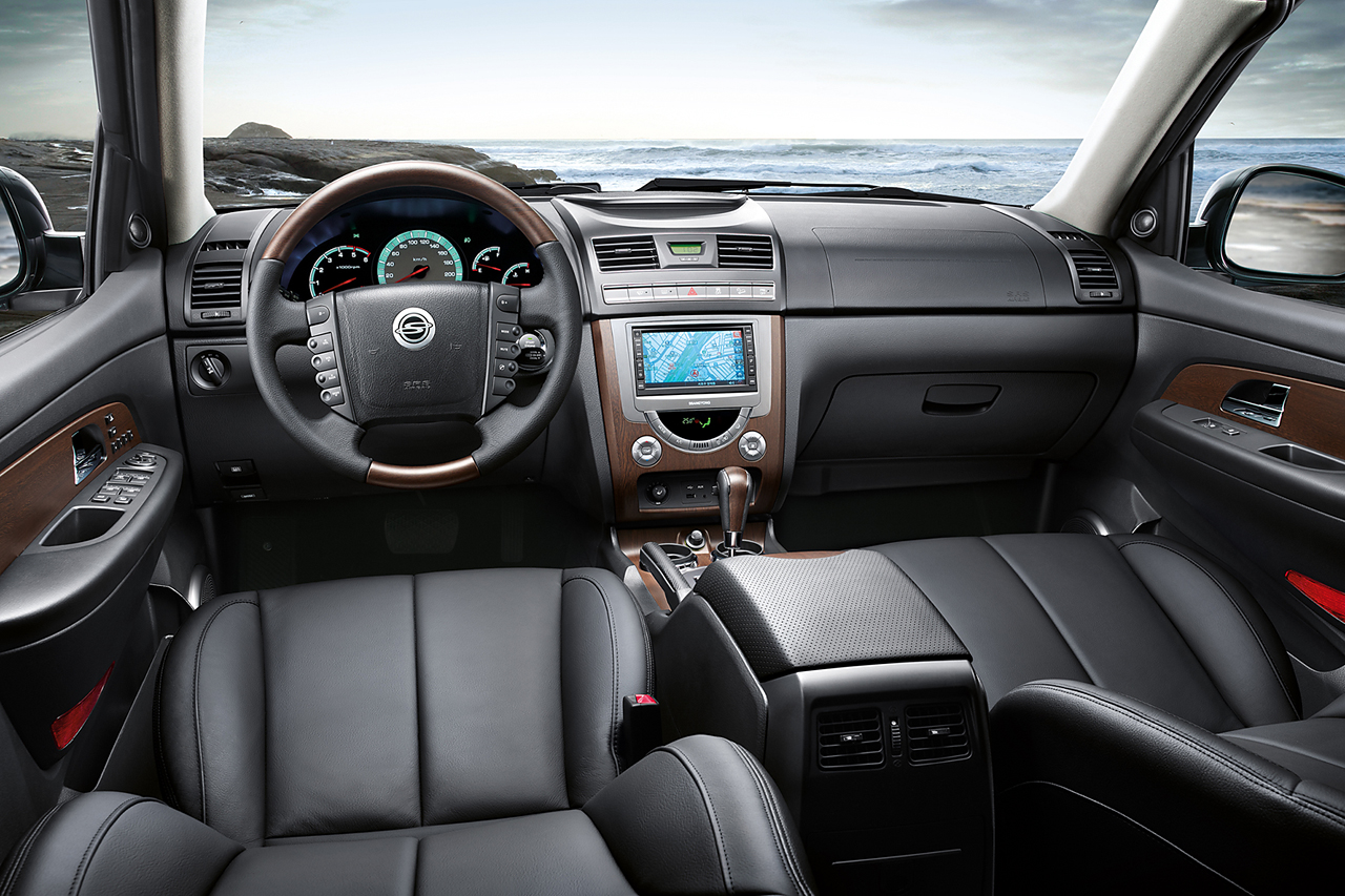 Ssangyong rexton photo - 4