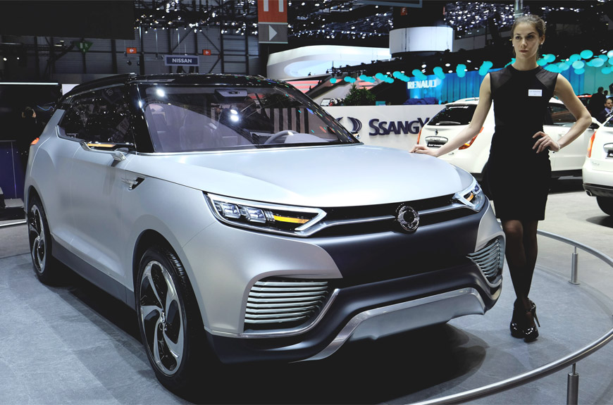 Ssangyong sy photo - 2