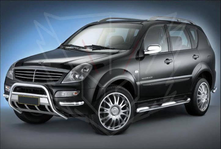 Ssangyong sy photo - 4