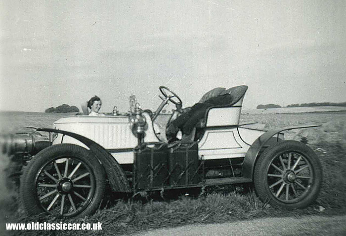 Stanley steamer photo - 2