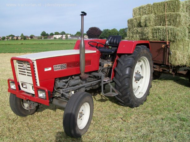 Steyr 650 photo - 3