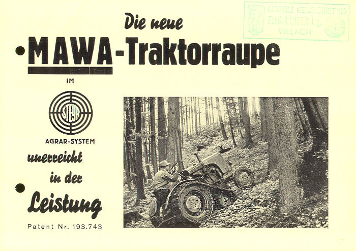 Steyr 80 photo - 2