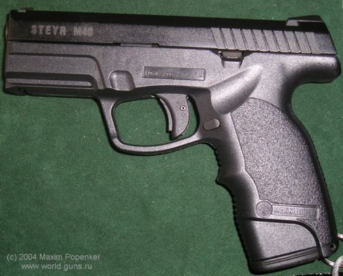 Steyr 80 photo - 3