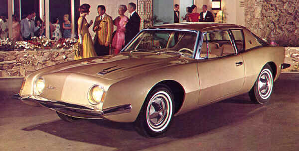 Studebaker avanti photo - 1