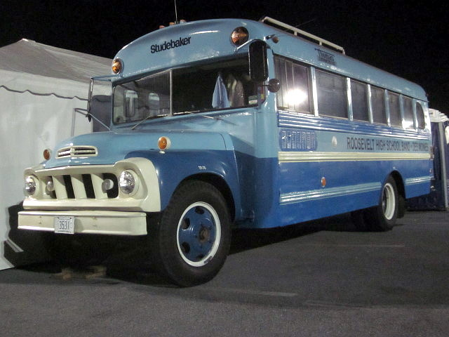 Studebaker bus photo - 4