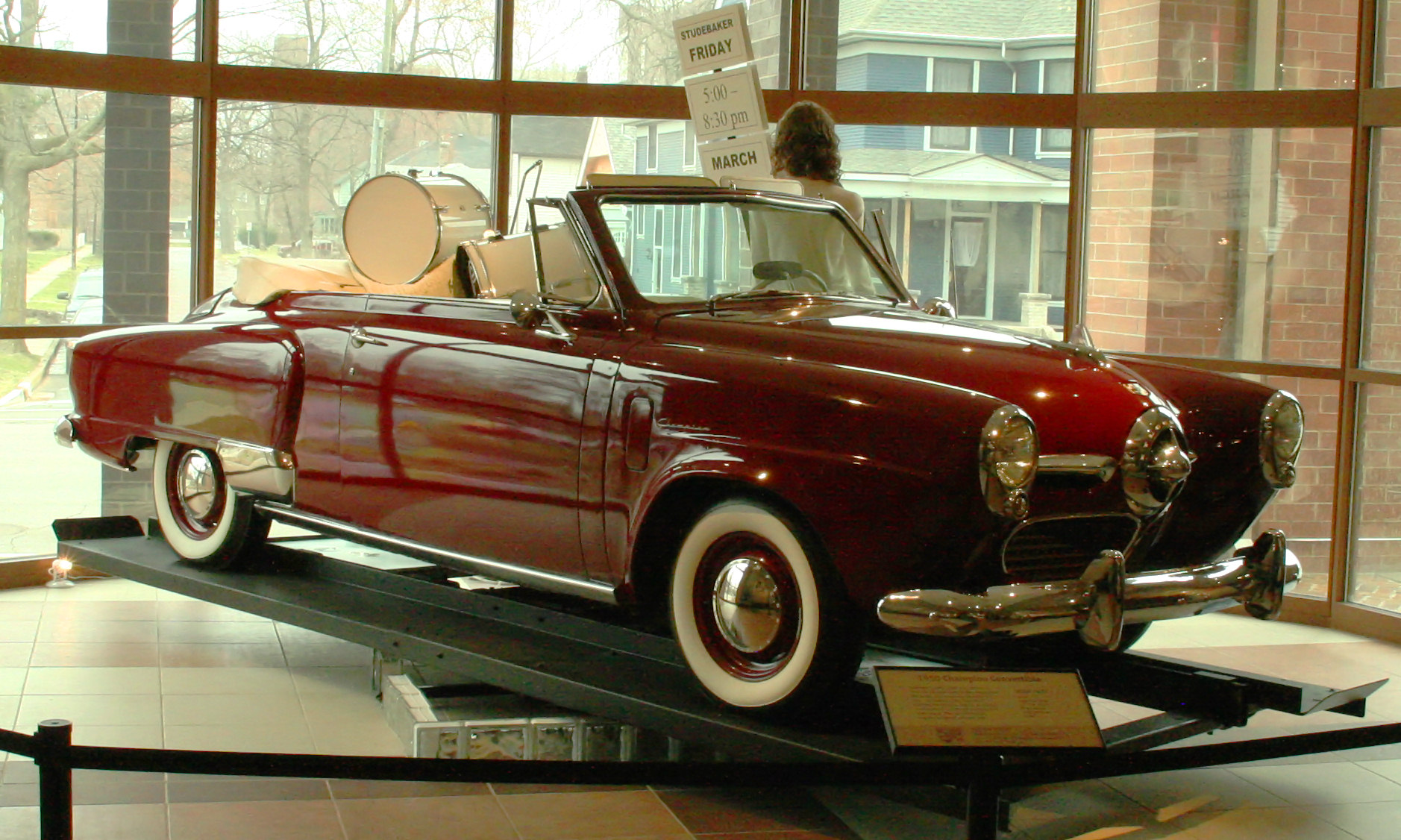 Studebaker champion photo - 1