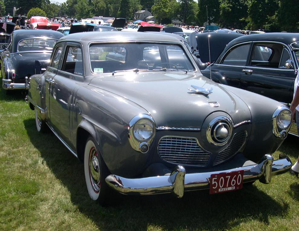 Studebaker commander photo - 1