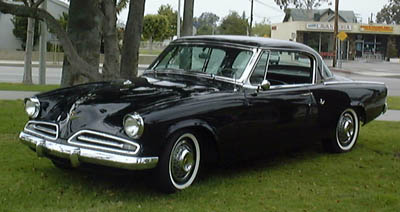 Studebaker commander photo - 2