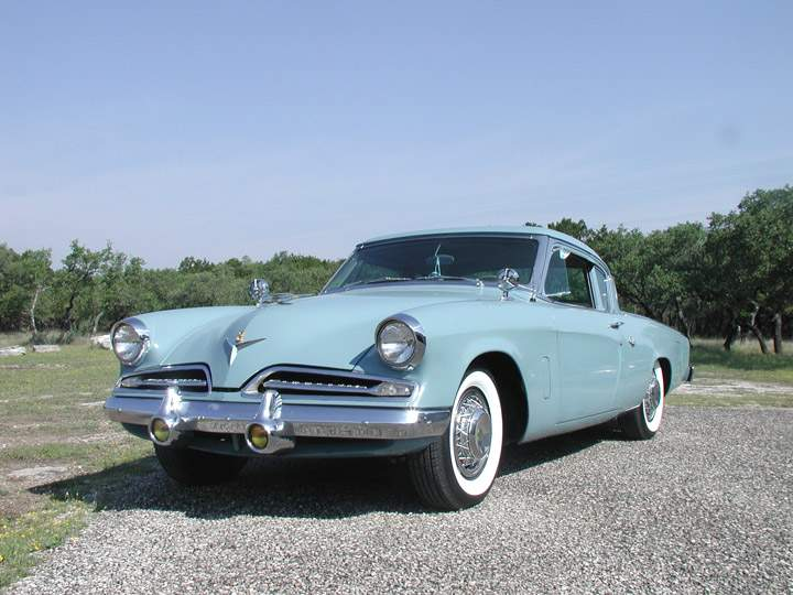 Studebaker coupe photo - 3