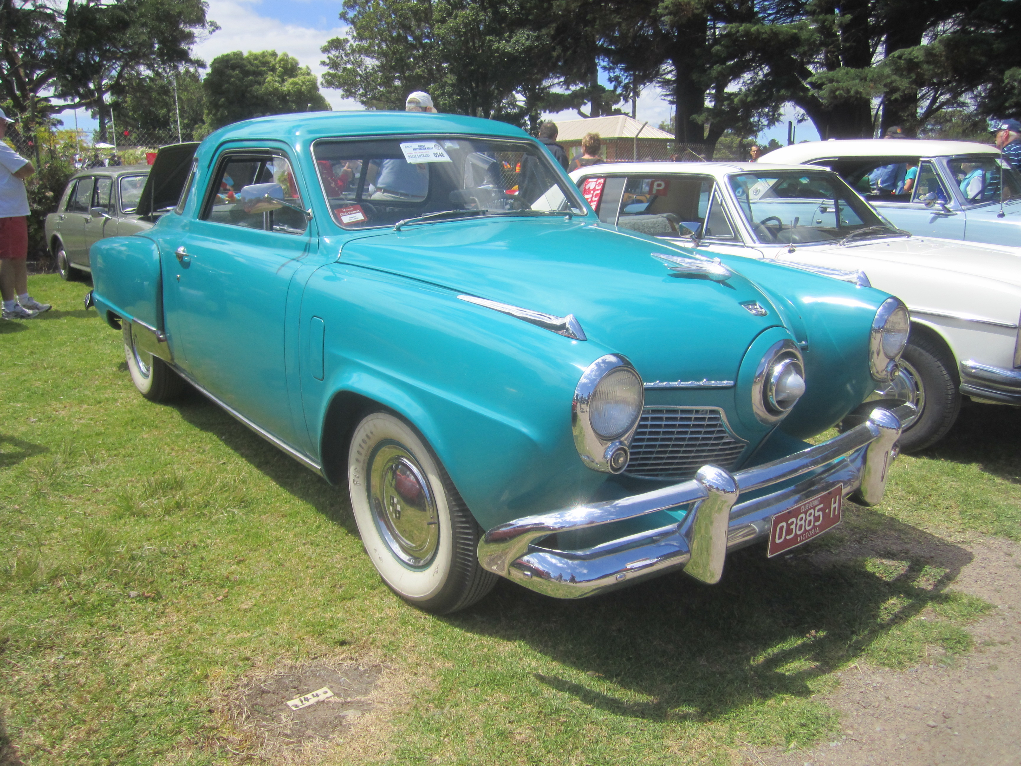 Studebaker coupe photo - 4