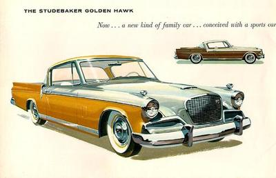 Studebaker flighthawk photo - 4