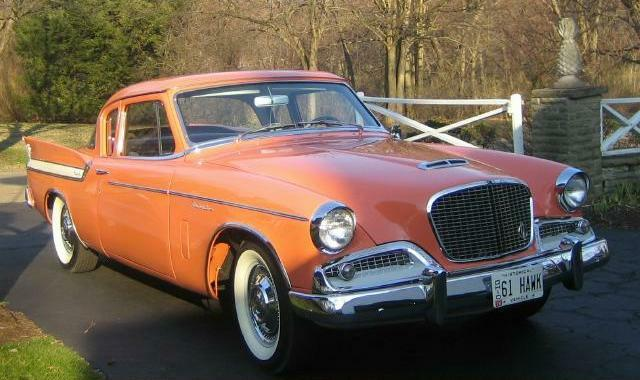 Studebaker hawk photo - 3