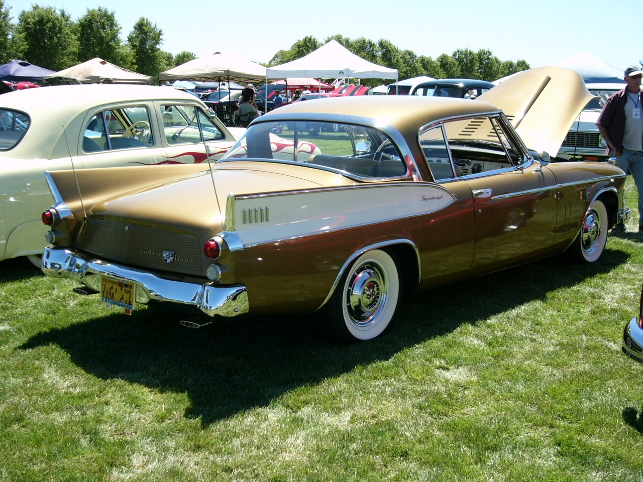 Studebaker hawk photo - 4