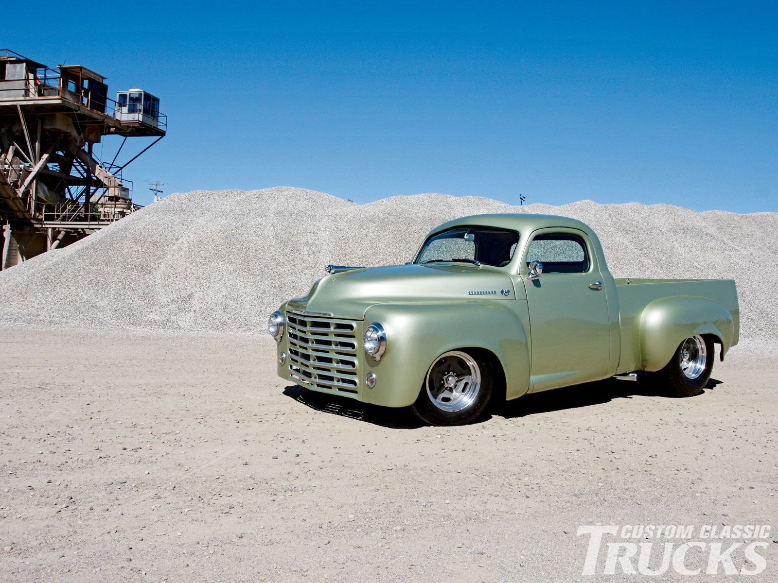 Studebaker pickup photo - 1