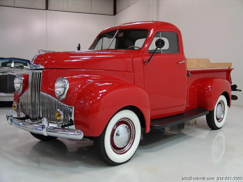 Studebaker pickup photo - 4