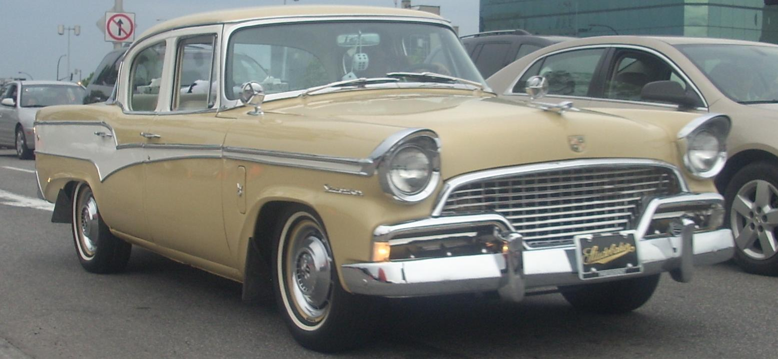 Studebaker president photo - 1