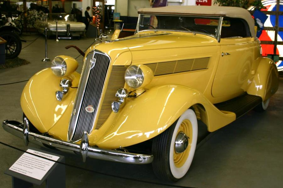 Studebaker roadster photo - 2