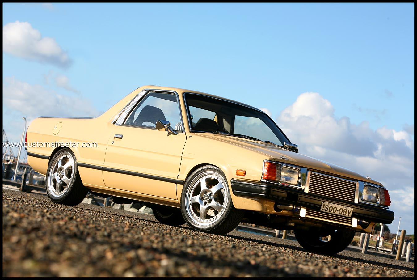Subaru brumby photo - 3