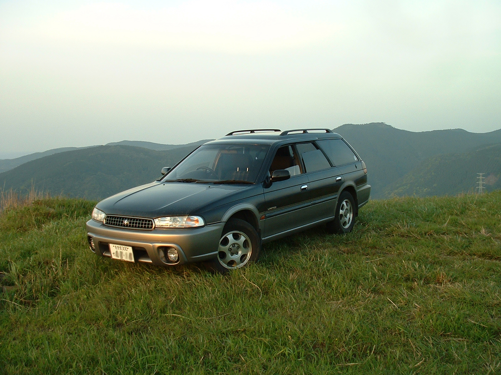 Subaru grandwagon photo - 4