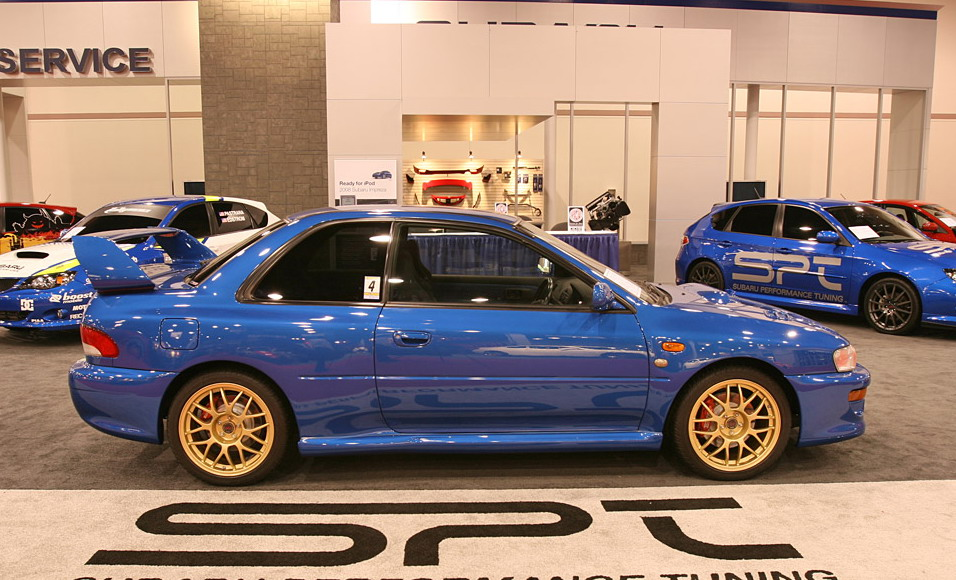 Subaru rs photo - 2