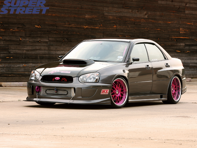 Subaru rs photo - 3