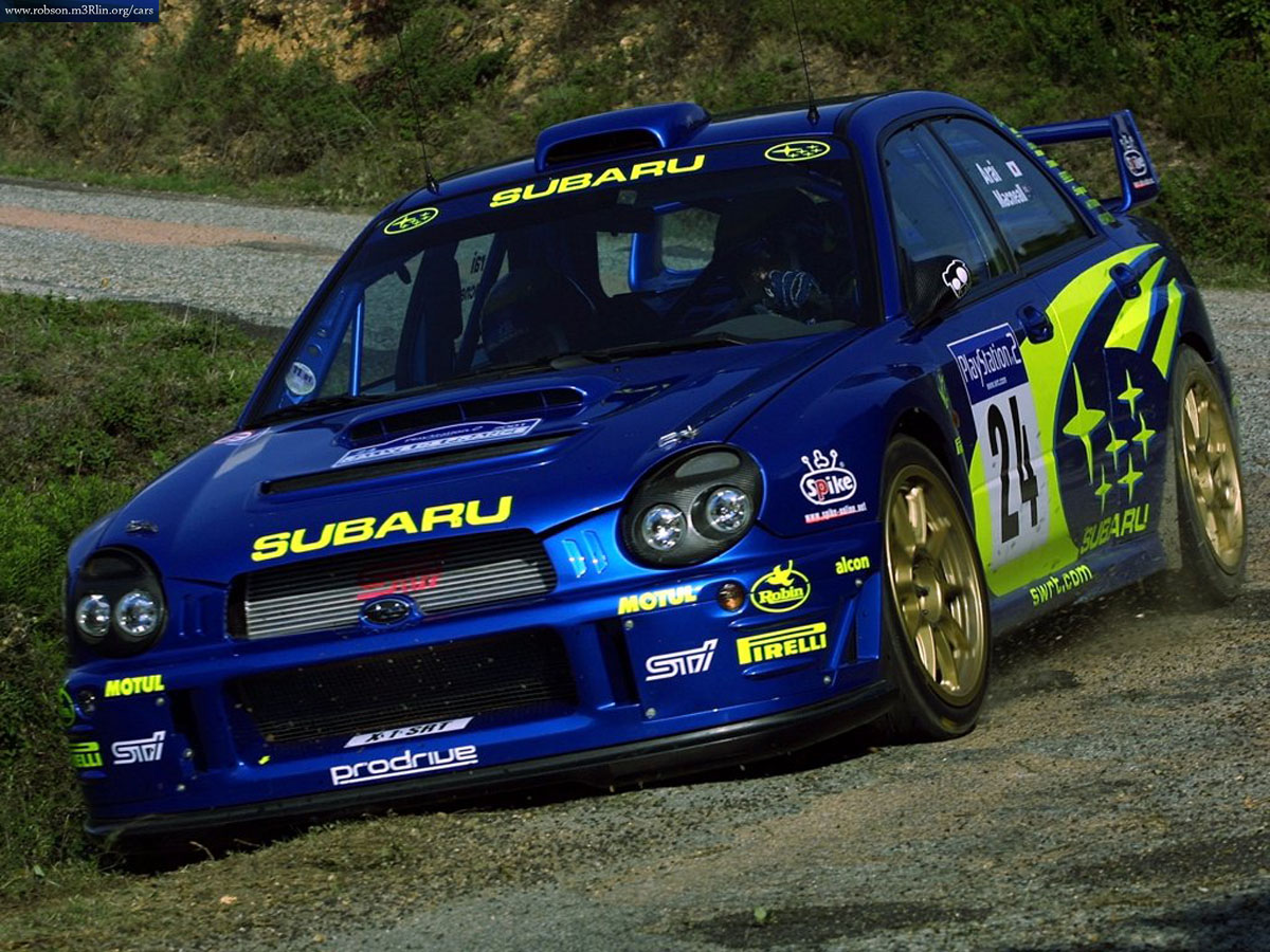 Subaru turbo photo - 1