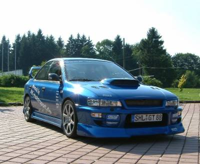 Subaru turbo photo - 2