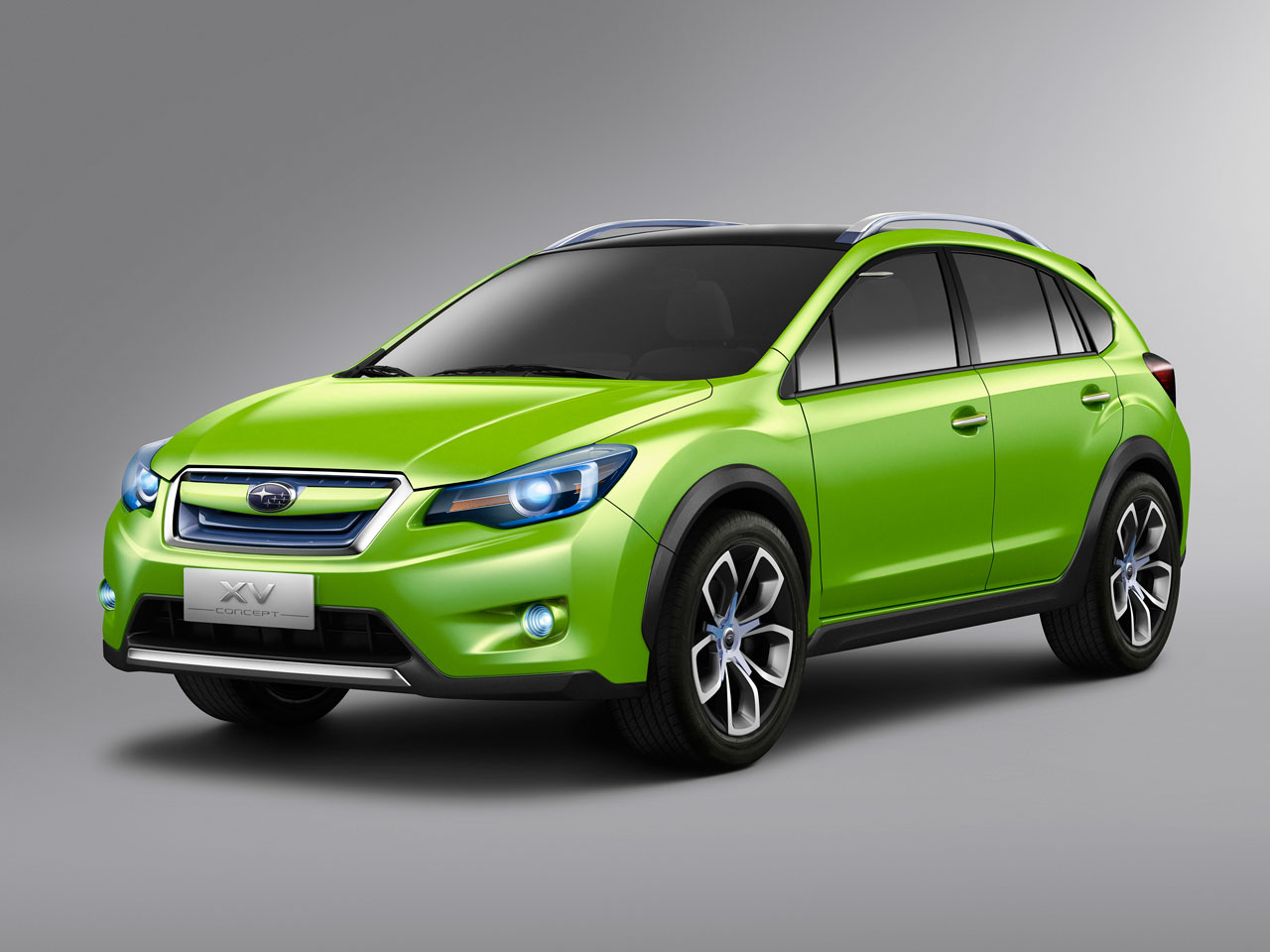 Subaru xv photo - 1