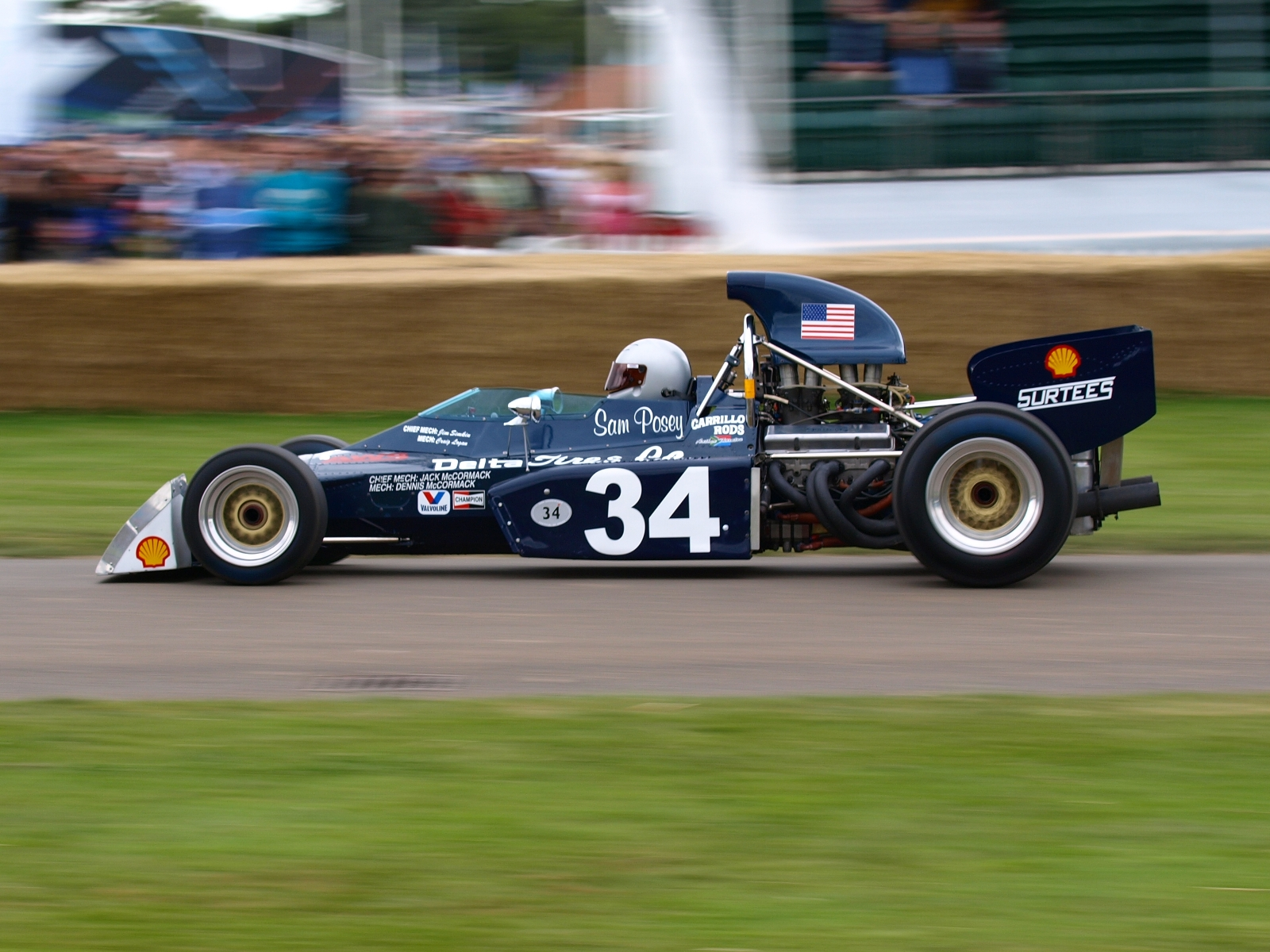 Surtees ts9b photo - 2