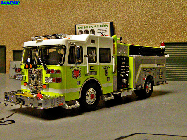 Sutphen engine photo - 3