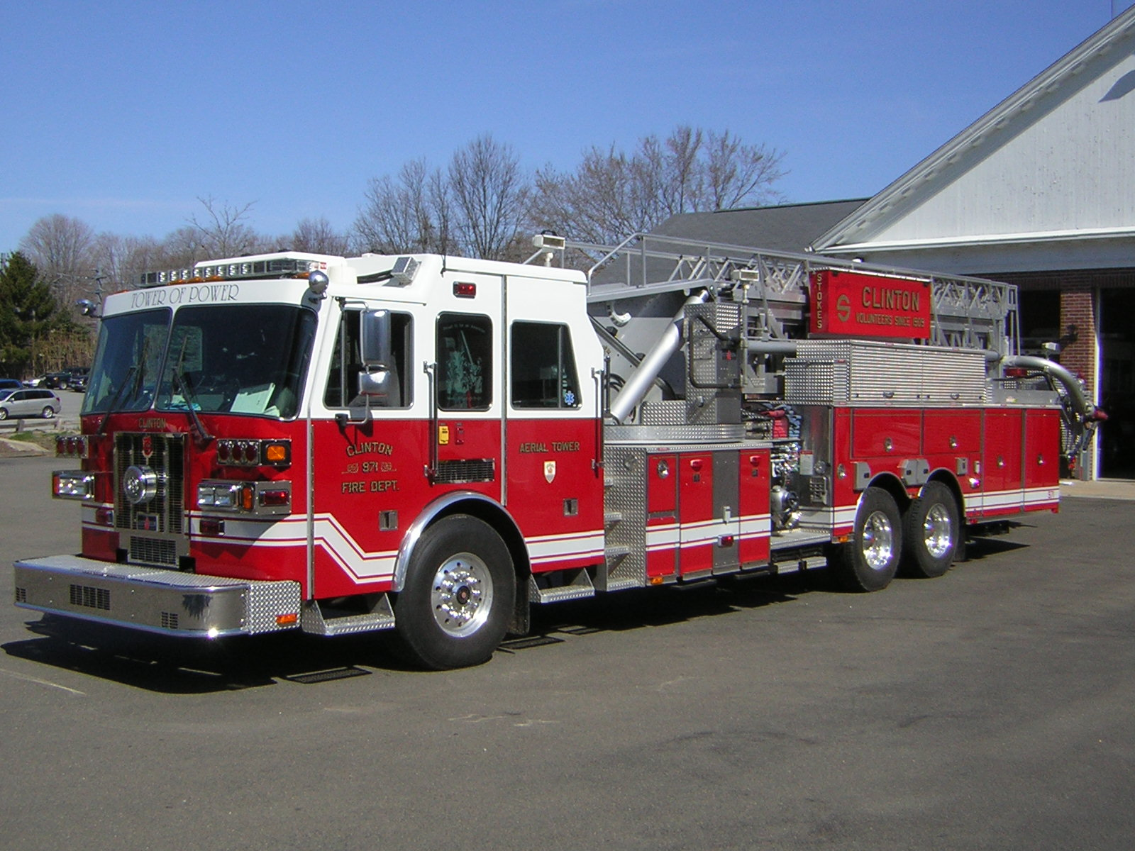 Sutphen ladder photo - 2