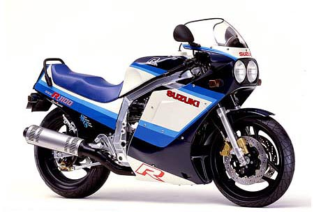 Suzuki 1100 photo - 1