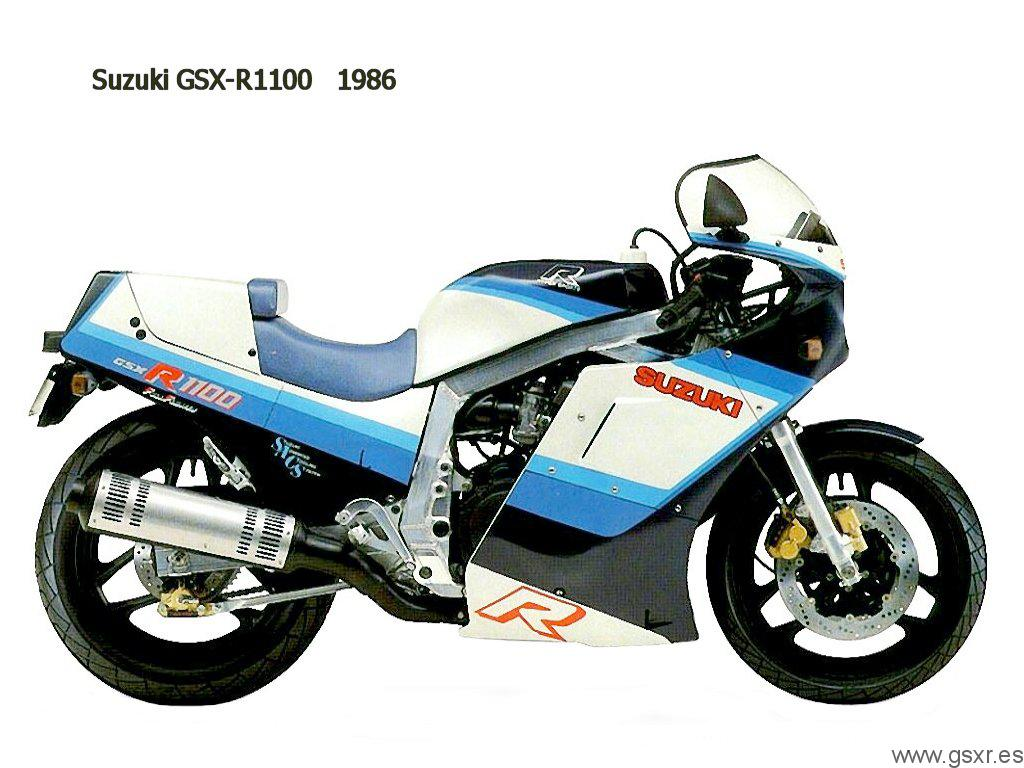 Suzuki 1100 photo - 3
