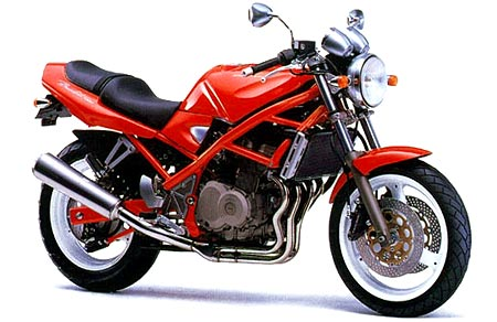 Suzuki 400 photo - 1