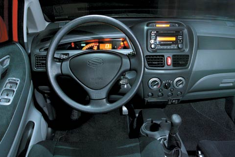 Suzuki aerio photo - 3