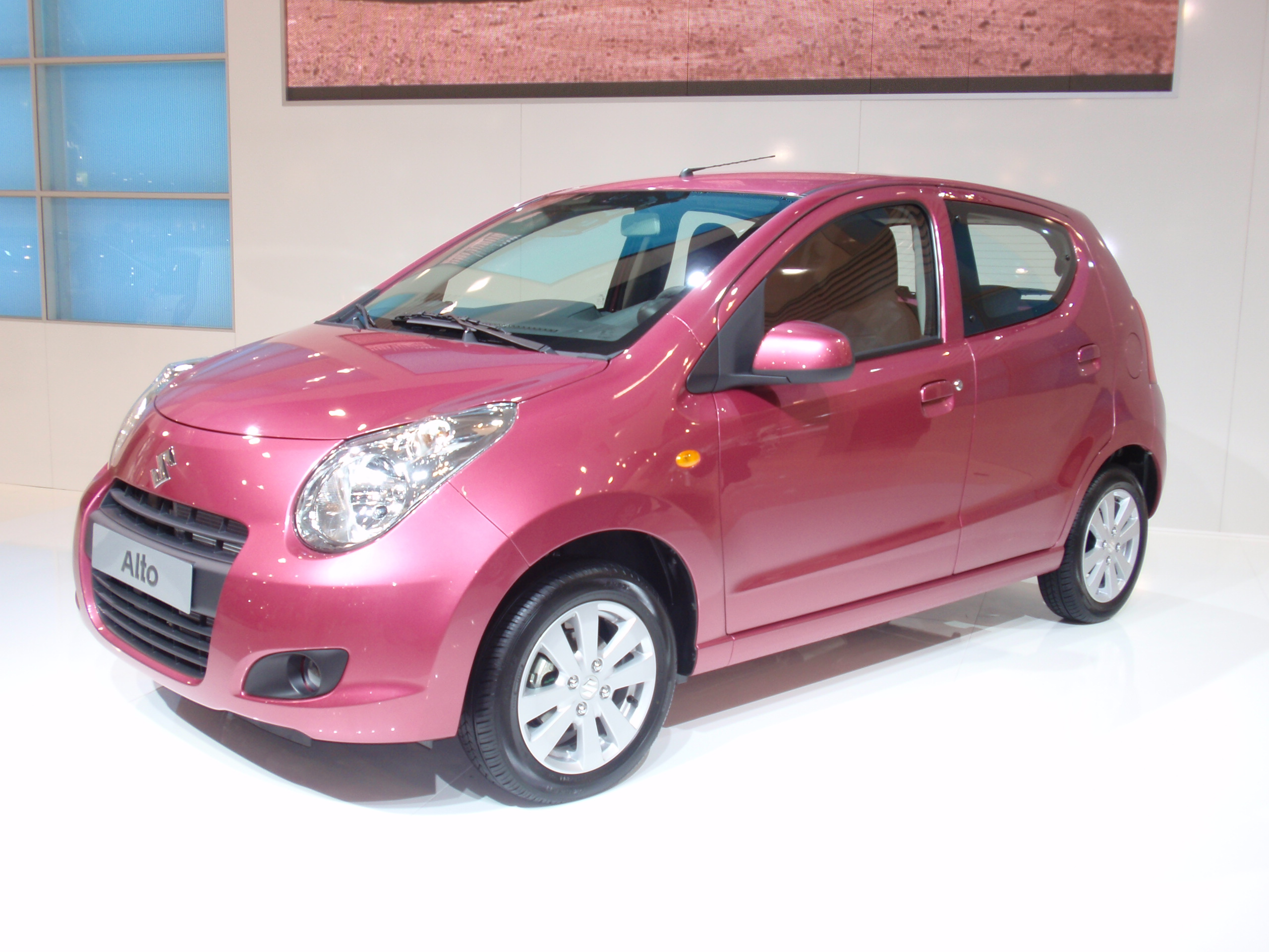 Suzuki alto photo - 2