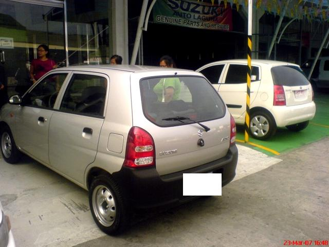 Suzuki alto photo - 3
