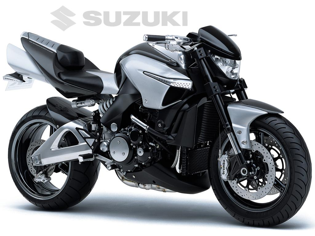 Suzuki b-king photo - 4