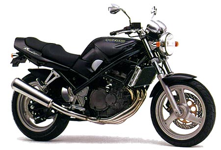 Suzuki bandit photo - 1