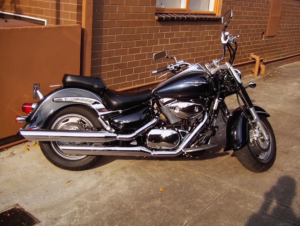 Suzuki boulevard photo - 2