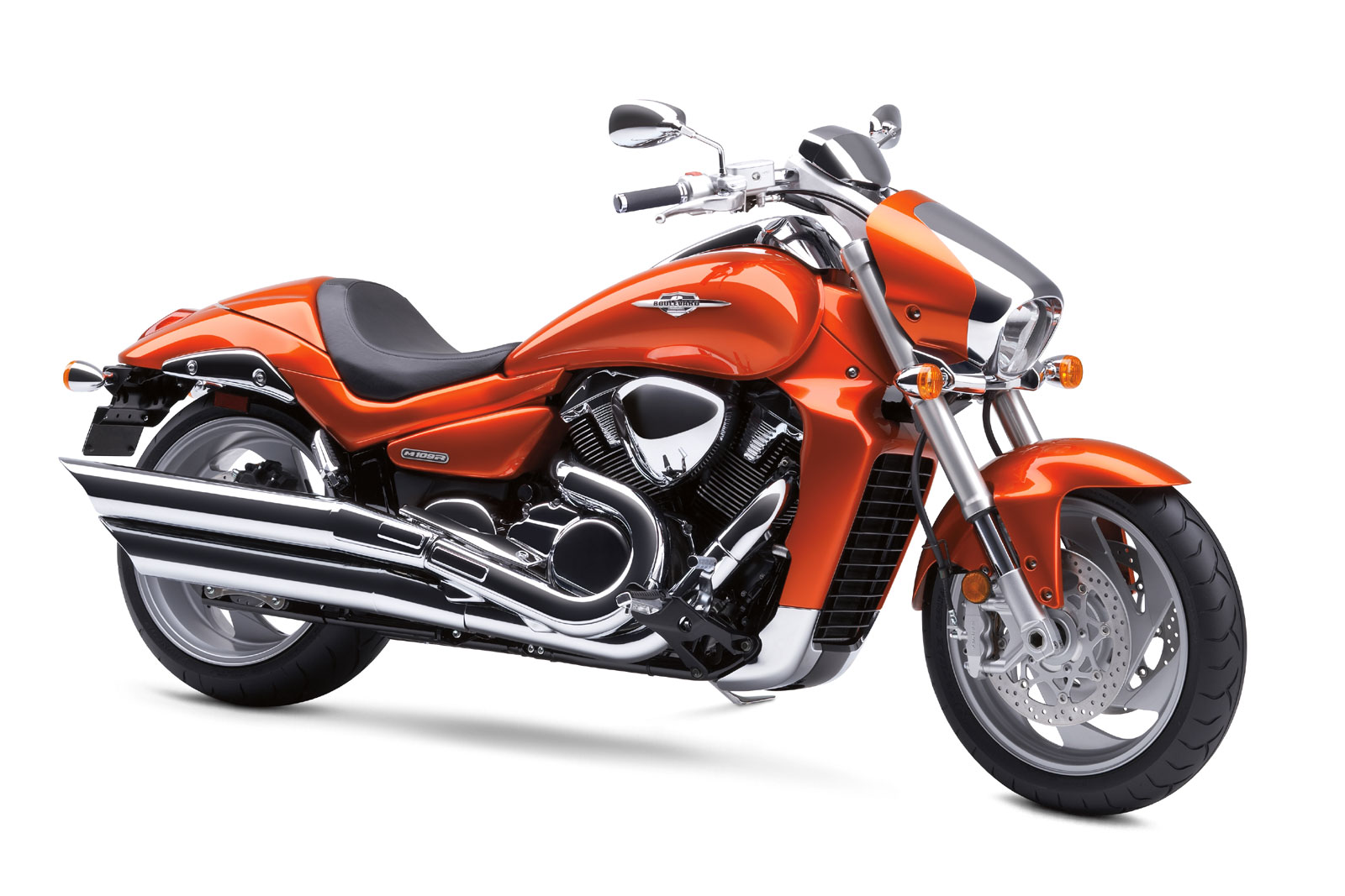 Suzuki boulevard photo - 3