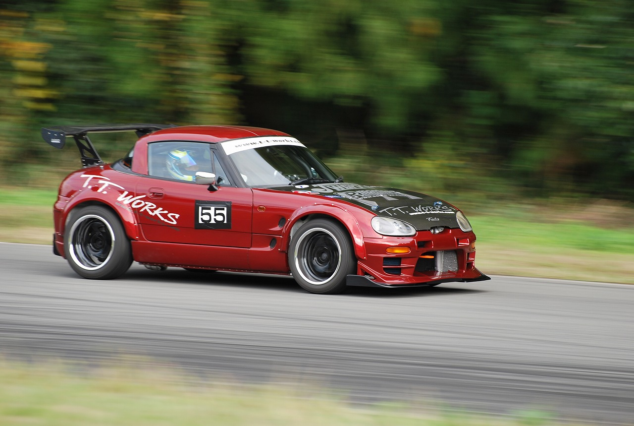 Suzuki cappuccino photo - 3