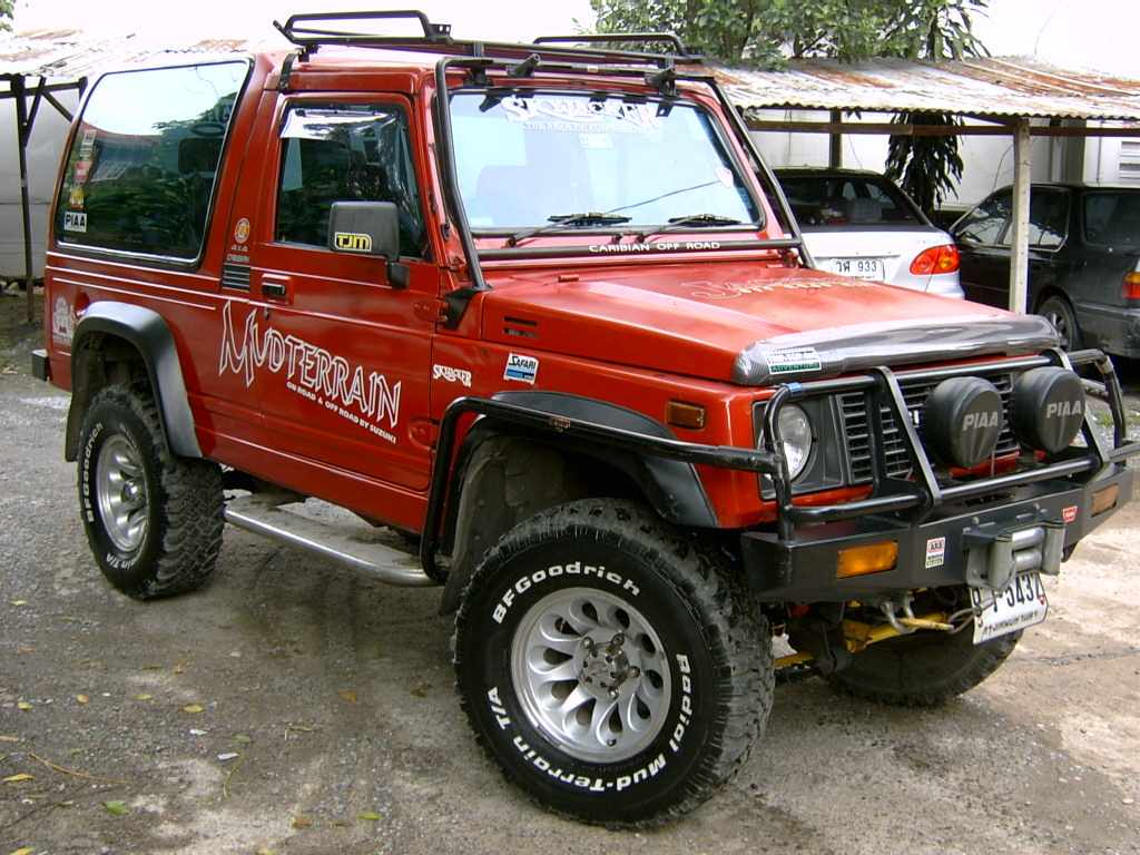 Suzuki caribian photo - 3