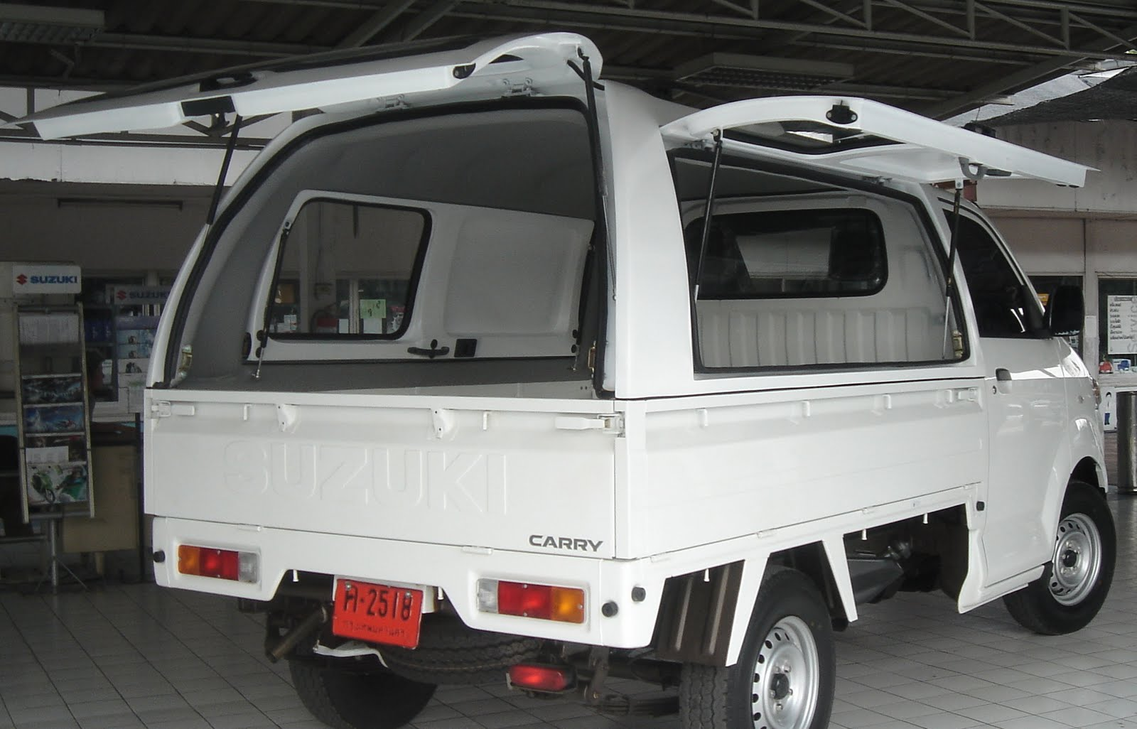 Suzuki carry photo - 2