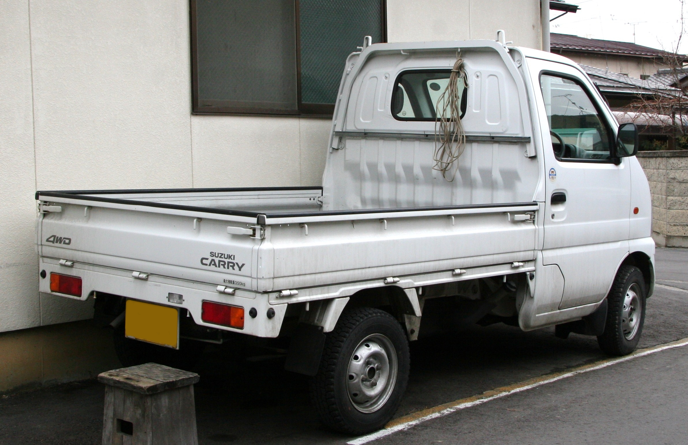 Suzuki carry photo - 3